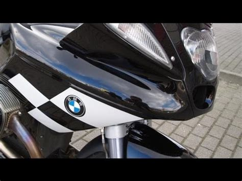 Bmw Boxer Cup Aufkleber by Bmw R1100s Boxercup Motor Sticker Installation