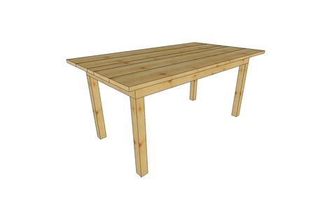 bauanleitung tisch holz tisch selbst gebaut bauanleitung holztisch