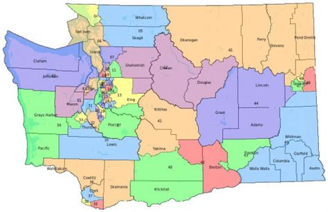 map washington state legislative districts why creating house districts could make the washington