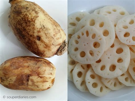 lotus root soup best recipe lotus root soup recipe 莲藕汤 souper diaries