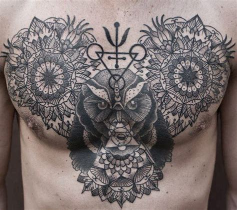 tattoo chest mandala 76 brilliant mandala tattoos you wish to have mens craze