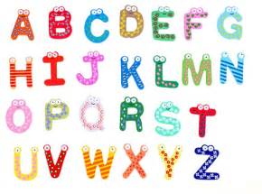 learning alphabets images
