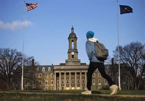 Penn State Mba Cost by Pa Universities Among The Elite In Cost Ap