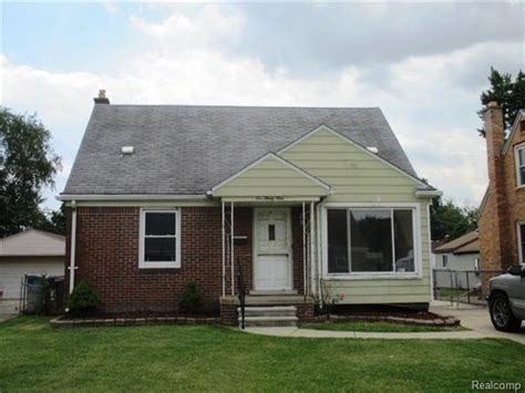 houses for sale in lincoln park michigan lincoln park michigan reo homes foreclosures in lincoln park michigan search for