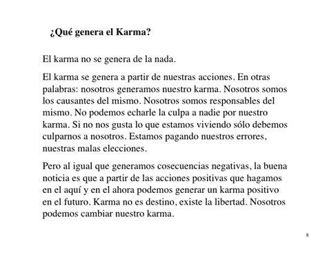 imagenes de karma y darma el karma