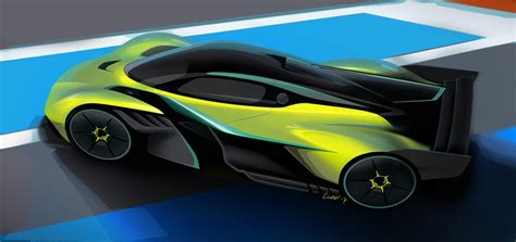 2020 Aston Martin Valkyrie by Official 2020 Aston Martin Valkyrie Amr Pro 25