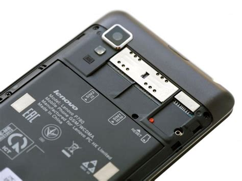 Lenovo P780 On review lenovo p780 smartphone with a battery