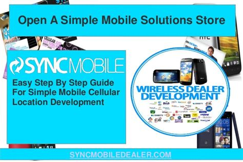 simple mobile locations how to open a simple mobile solutions store on a budget