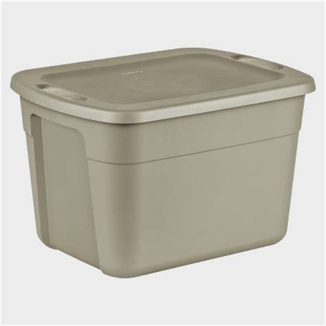 18 gallon storage containers sterilite 18 gallon storage totes