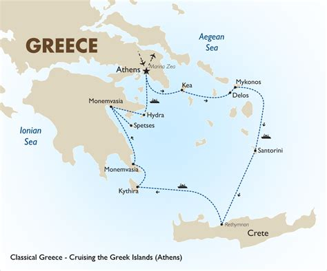 sail greek islands from athens cruising the greek islands greece vacation goway travel