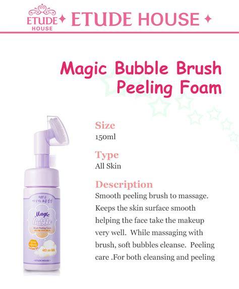Etude House You Foam Brush etude house magic brush peeling foam 150ml hermo
