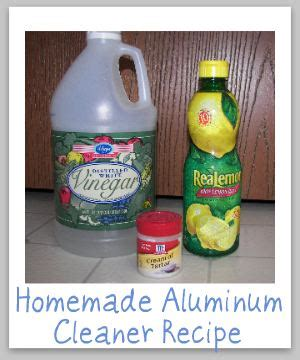 best boat cleaner and polish homemade aluminum cleaner recipes