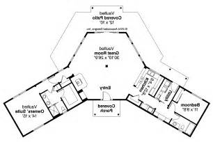 plans bedroom ranch style
