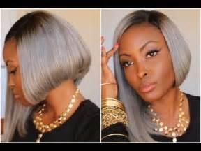 gray weaving braiding hair for american 2015 hair trends black women rocking grey hair the