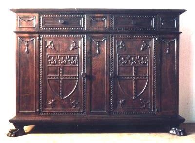 rinascimento mobili mobili medievali e rinascimentali