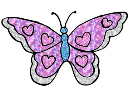 imagenes de mariposas hermosas animadas mariposas animadas de colores