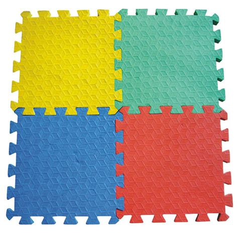Rubber Puzzle Mat by Rubber Mat 7173b Dubol Playground