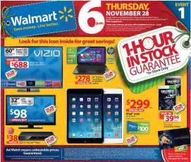 staples black friday laptop deals walmart black friday ad 2014 deals store hours amp ad scans