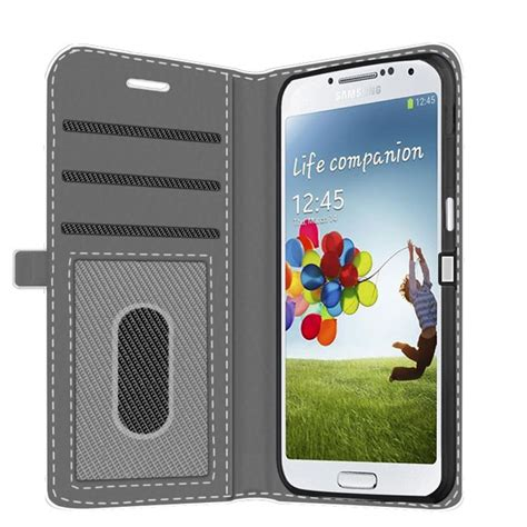personalised samsung galaxy s4 mini wallet case photo