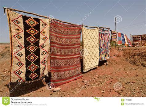 tappeti africani tappeti tradizionali di berbero da vendere nel marocco