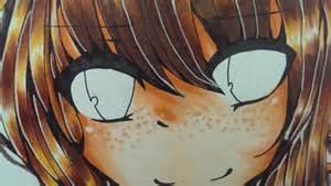 Comment Colorier Des Yeux Manga Avec Les Feutres Copic