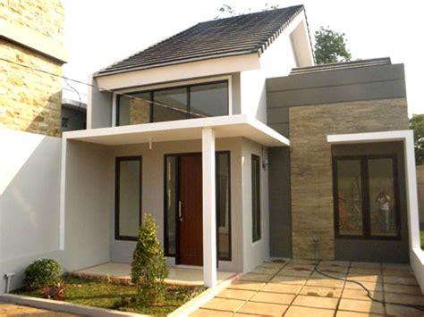 22 Desain Taman Mungil gambar desain model rumah minimalis