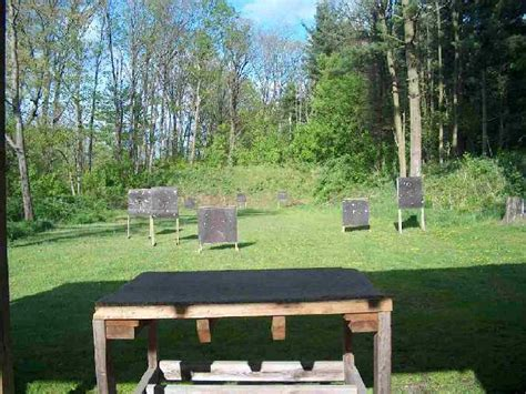outdoor range outdoor pistol range fish and game club of vienna