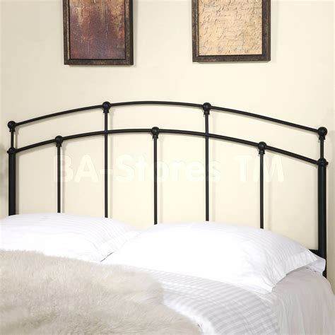 Metal Headboard King King Metal Headboard Gotham Metal Headboard With Latte Upholstered Panel And Antique
