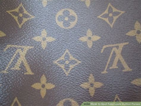 lv pattern wallet 4 ways to spot fake louis vuitton purses wikihow