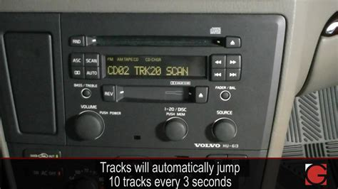 grom usb ipod volvo   interface adapter usage youtube