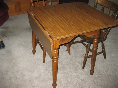 apartment size drop leaf table small apartment size drop leaf table with 4 chairs ptci