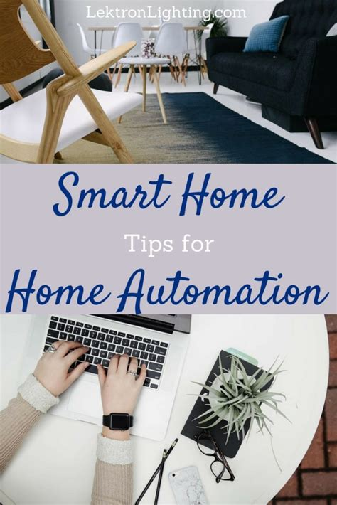 smart home ideas 2017 smart home home automation ideas lektron lighting