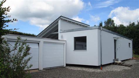 fertighaus flying spaces das 100 flyingspace steht im saarland schwoererblog