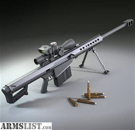 Barret 50 Bmg by Object Moved