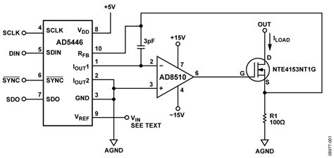 resistor programmable current source dac programmable resistor 28 images cn0038 circuit note and reference circuit info