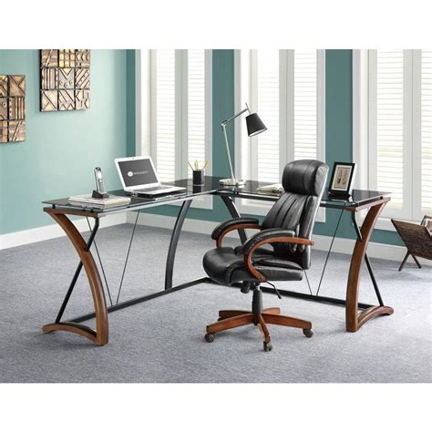 Cheap L Shaped Computer Desks Cheap L Shaped Desk Amazoncom Home And Office Wooden Lshaped Desk With Hutch A Space Saving