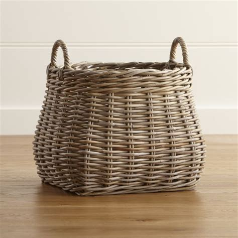 rattan baskets wicker basket for bike book happy com