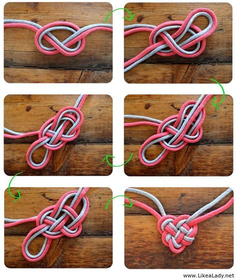 How To Make Knot - how to make a celtic knot necklace crafts