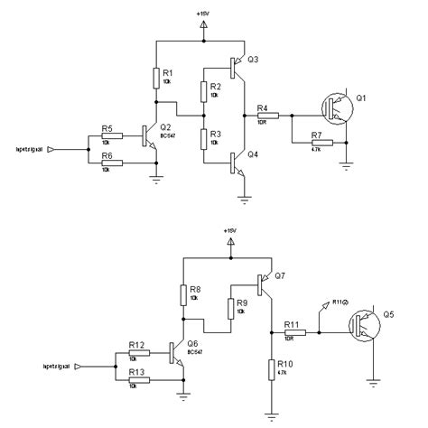 igbt transistor circuit diagram tlp250 igbt driver schematic