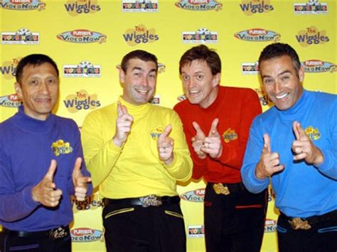 the wiggles welcome back greg page | celeb baby laundry