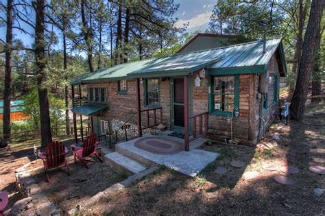 Ruidoso Cabin by Ruidoso Cabin Retro On The River In Ruidoso Nm 88345