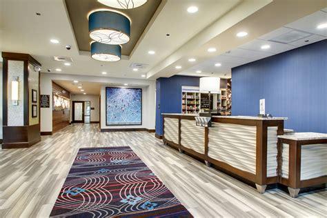 pinnacle hospitality opens  hampton inn suites