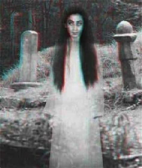 Batu Gambar Kunti tetes embun subuh lukisan gambar foto hantu atau jin tetes