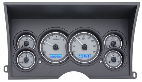 instrument dash cluster chevy gmc 88 90 silverado sierra speedometer tach trip ebay dakota digital 88 94 chevy gmc pickup truck analog dash gauges vhx 88c pu ebay