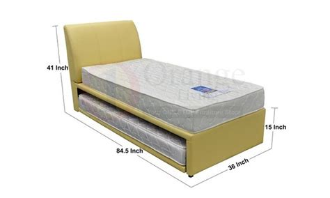 Pull Out Bed Frame by 62 From 379 For A Bed Frame With Pull Out Guest Bed