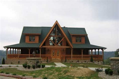battle creek log homes the cabin 455230 171 gallery of homes