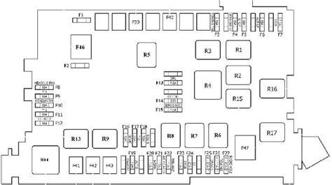 toyota fj cruiser fuse box diagram fuse diagram