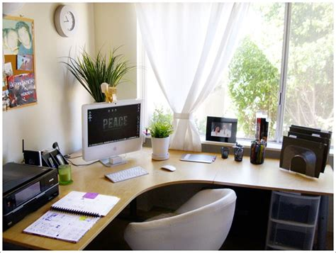 Desk Decoration Ideas Home Office Design Corner Desk Pictures 01 Homeexteriorinterior