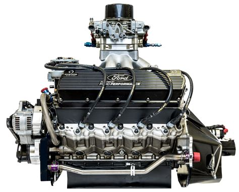 Ford Racing Engines by Nascar Cing World Truck Series Roush Yates Engines