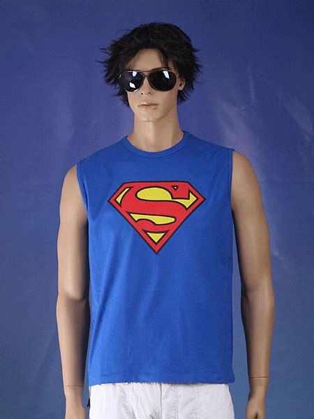 Singlet Superman superman heren singlet mouwloze t shirts bellatio
